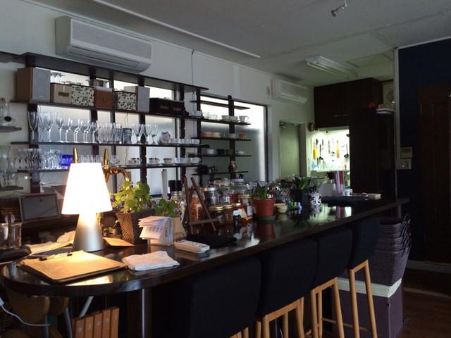 幡谷カフェ
