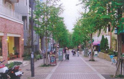 仲町台商店街