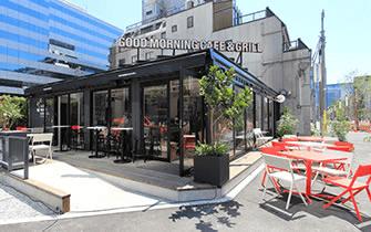 グッドモーニングカフェ&グリル 虎ノ門
