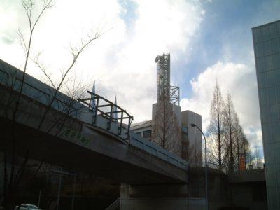 都筑ふるさと歩道橋