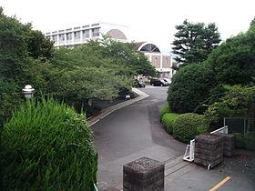 旧静岡県立三島北高等学校