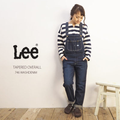 LEEのHERITAGE LITE TAPERED OVERALL