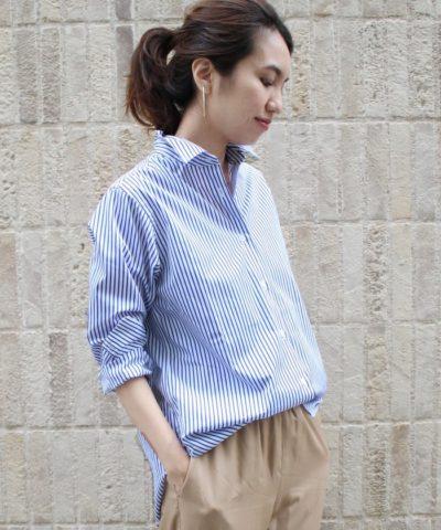 FRAMeWORKのTHOMASMASON 2wayシャツ
