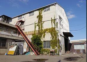 美女木廃工場スタジオ